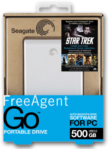 FreeAgent Go box