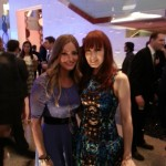 Justine Ezarik and Felicia Day