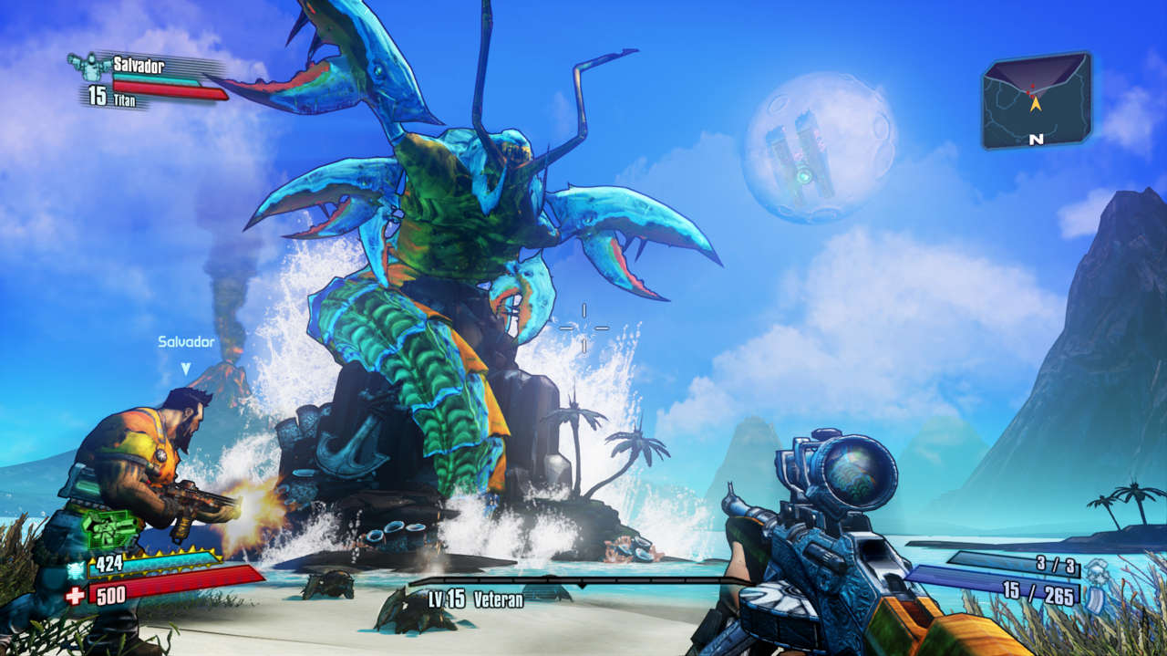 For Fans, By Fans – Borderlands: The Pre-Sequel is a Labor