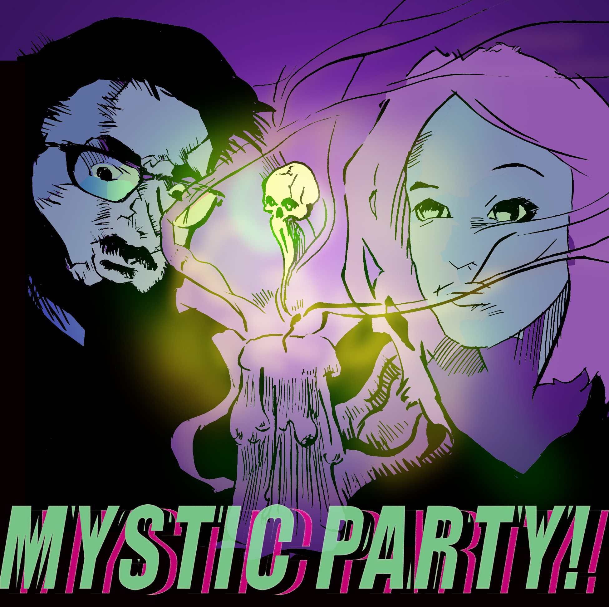seagatecreative interviews mystic party hosts zane and brea grant