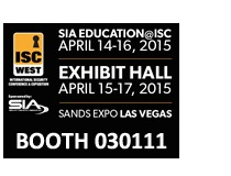 ISC West Seagate booth number 030111
