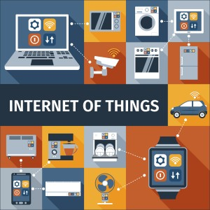Internet of things is TVs, cars, appliances, smartwatches, smartphones, security systems and everything else with an intelligent digital connection under your control