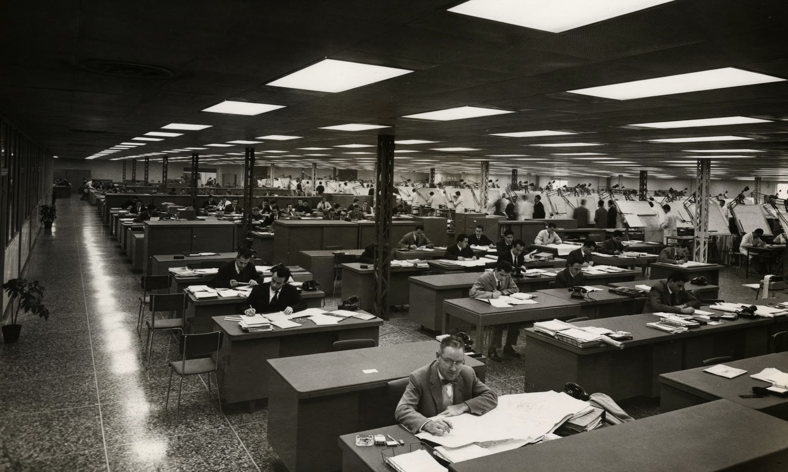Can Data Fix Cubicle Fever and the Open Office Plan? | Seagate Blog