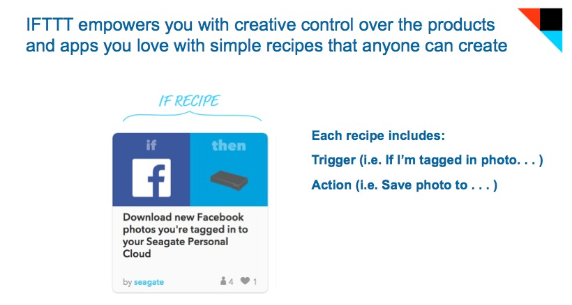 IFTTT empowers you
