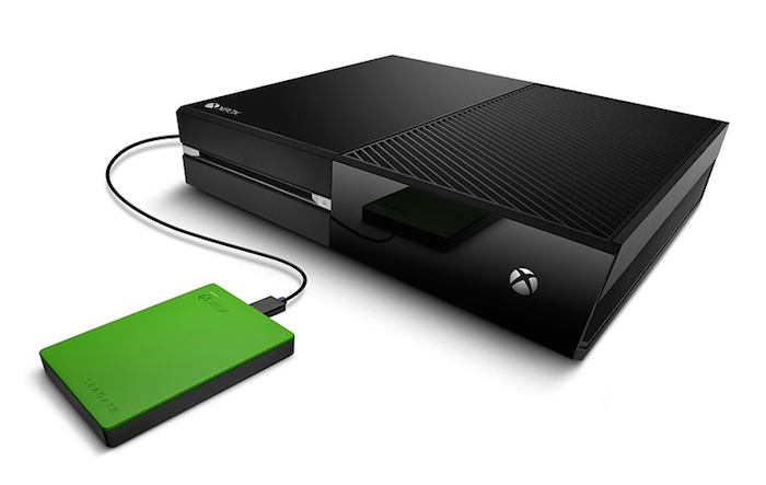 USA Today Best Gift Ideas Seagate Game Drive for Xbox