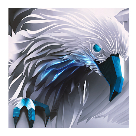 SkyHawk white