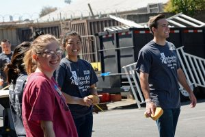 Seagate Student Interns Build Homes and Alleviate Hunger 1