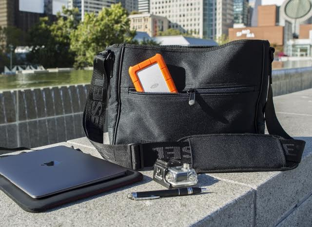 LaCie Rugged Drive Now Features USB-C Connector