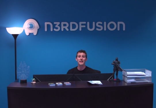 Linus Sebastian at N3rdFusion