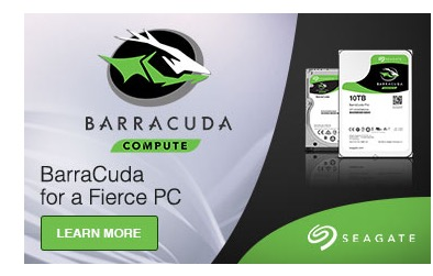 Seagate BarraCuda fastest laptop hard drives