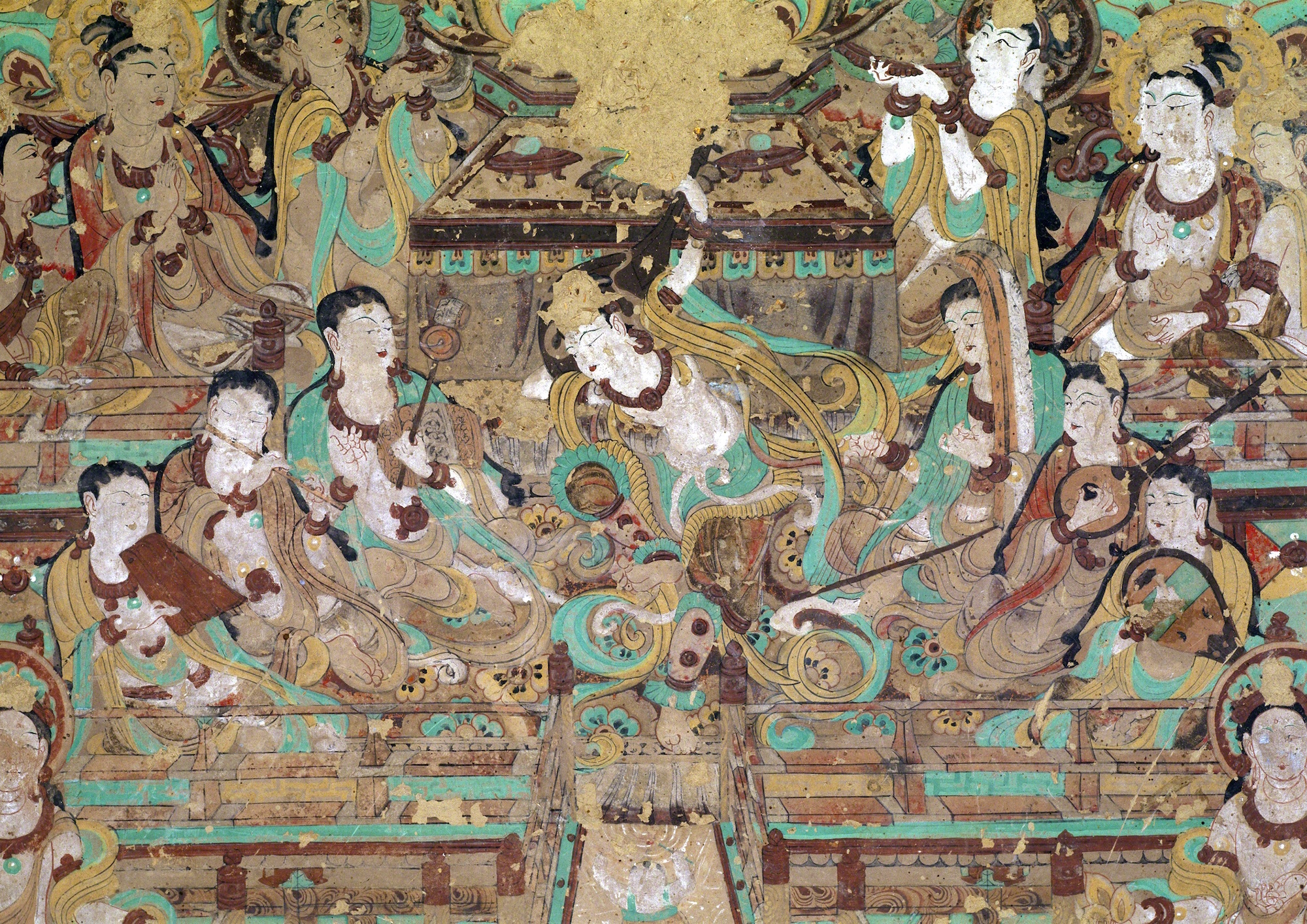 dunhuang-research-academy-preserves-art-from-the-mogao-grottoes-3