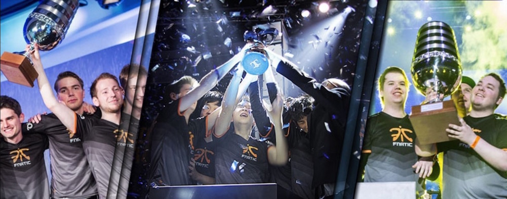 Seagate partners with Fnatic eSports champions