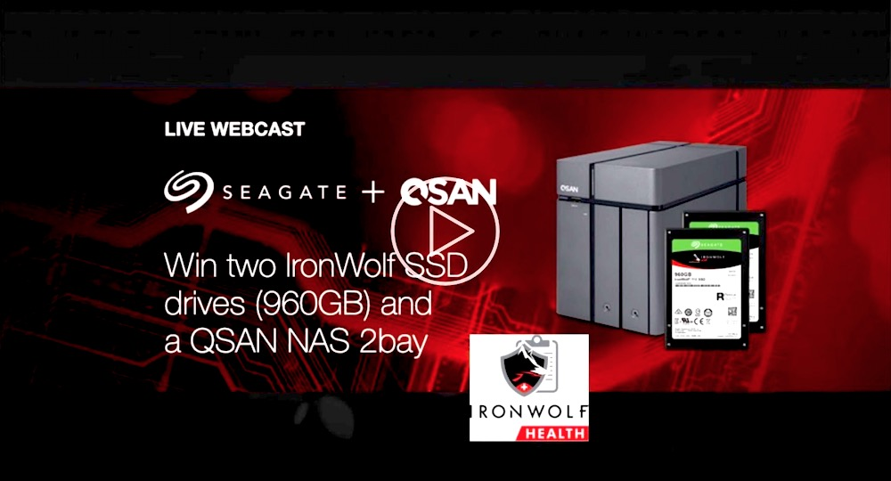 How to Boost NAS Health: IronWolf Health Management and Your NAS