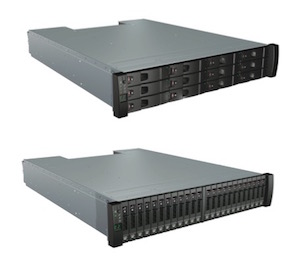 Seagate RealStor enclosures for intelligent hybrid storage