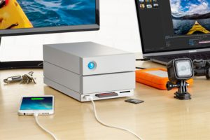Fast RAID Storage, More MacBook Ports — LaCie 2big Dock Thunderbolt 3