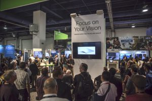 NAB 2017 — Seagate and LaCie booth brought creative experts together to trade ideas about workflow
