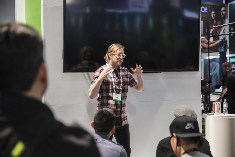 Speaker — Chris Hershman, filmmaker and photographer