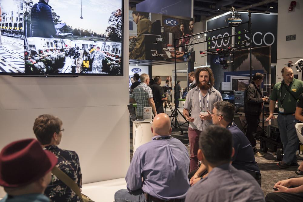 Speaker — Joe Goldin, VR/AR Technologist at Impact Creative