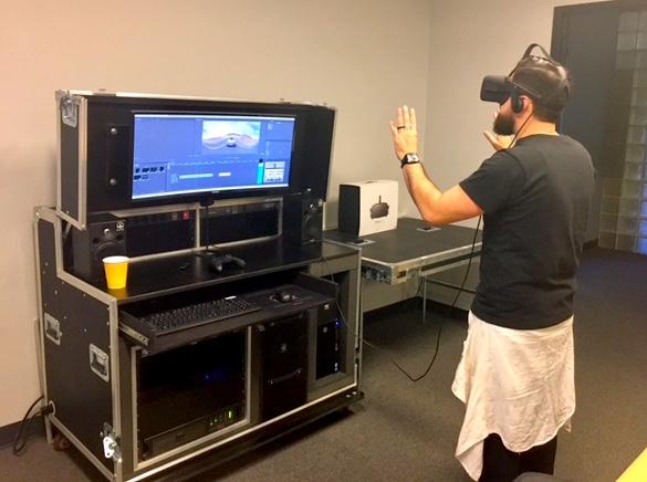 Hula Post VR post-production
