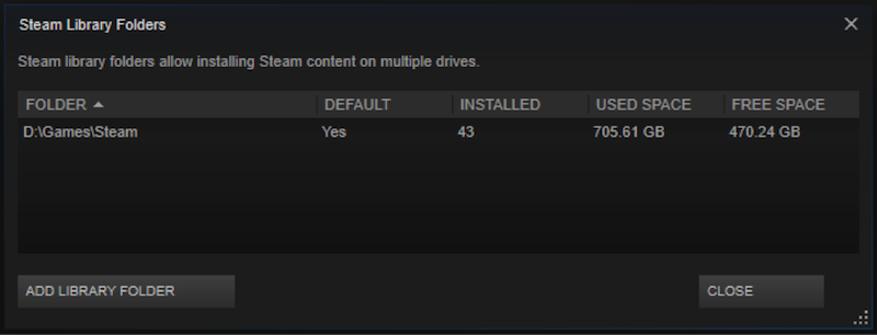 How to install Steam games to specific directories