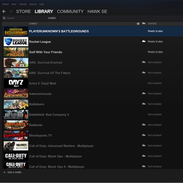 How to organize your Steam games | Seagate Blog