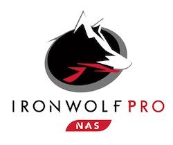 IronWolf Pro NAS hard drive