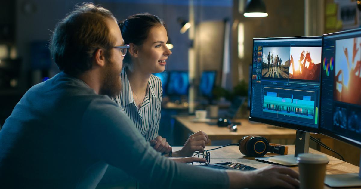 12TB BarraCuda Pro, IronWolf and IronWolf Pro — video editing studio
