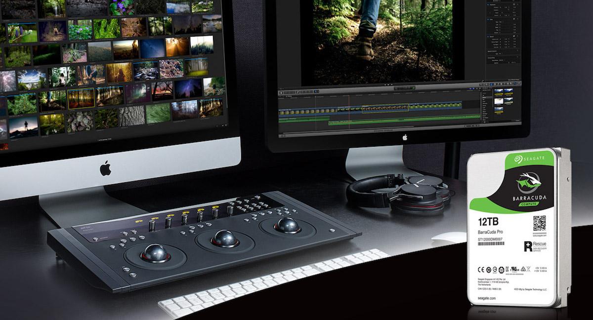 12TB BarraCuda Pro use case featured