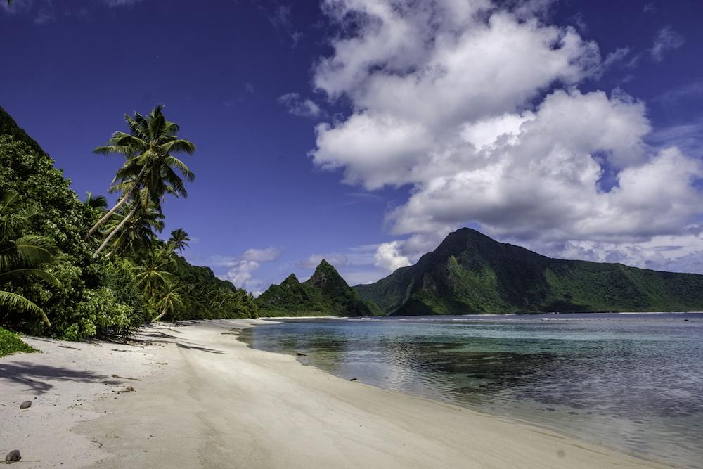 Jonathan Irish - American Samoa NP
