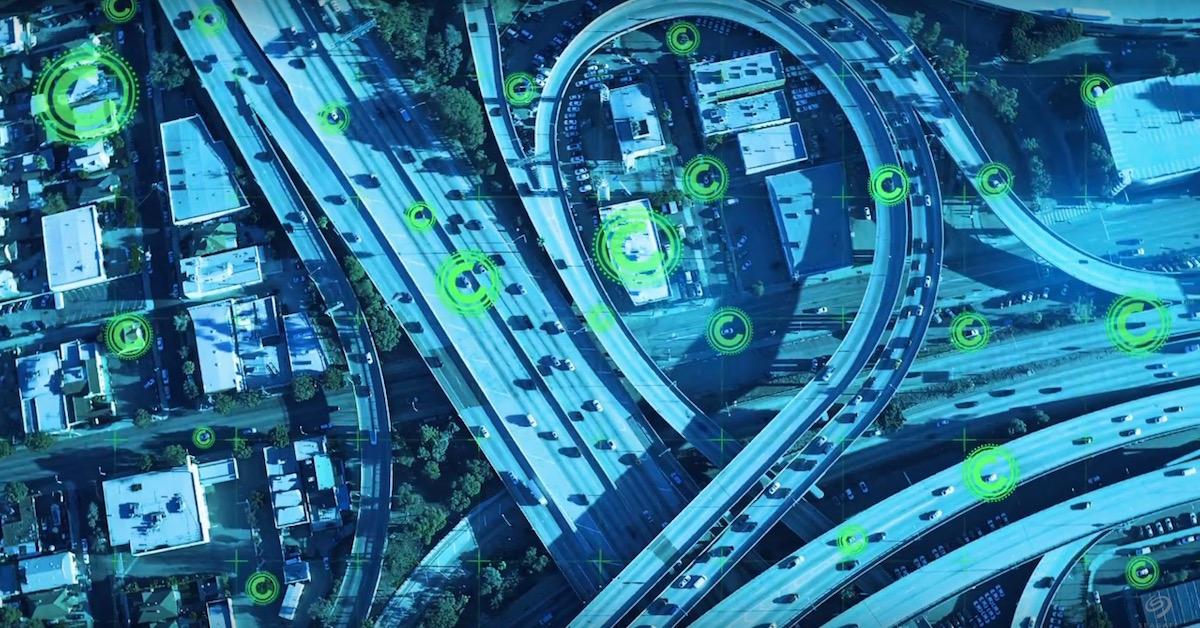 SkyHawk AI traffic patterns