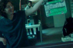 TV show Unite 42 Simon Moirot Protects Precious Footage