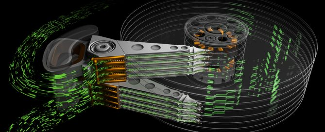 Seagate Multi Actuator technology conceptual illustration