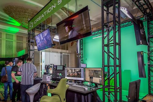 Seagate CES Creation Studios