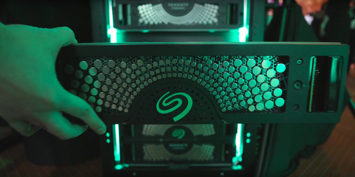 Seagate Systems for media and entertainment professionals