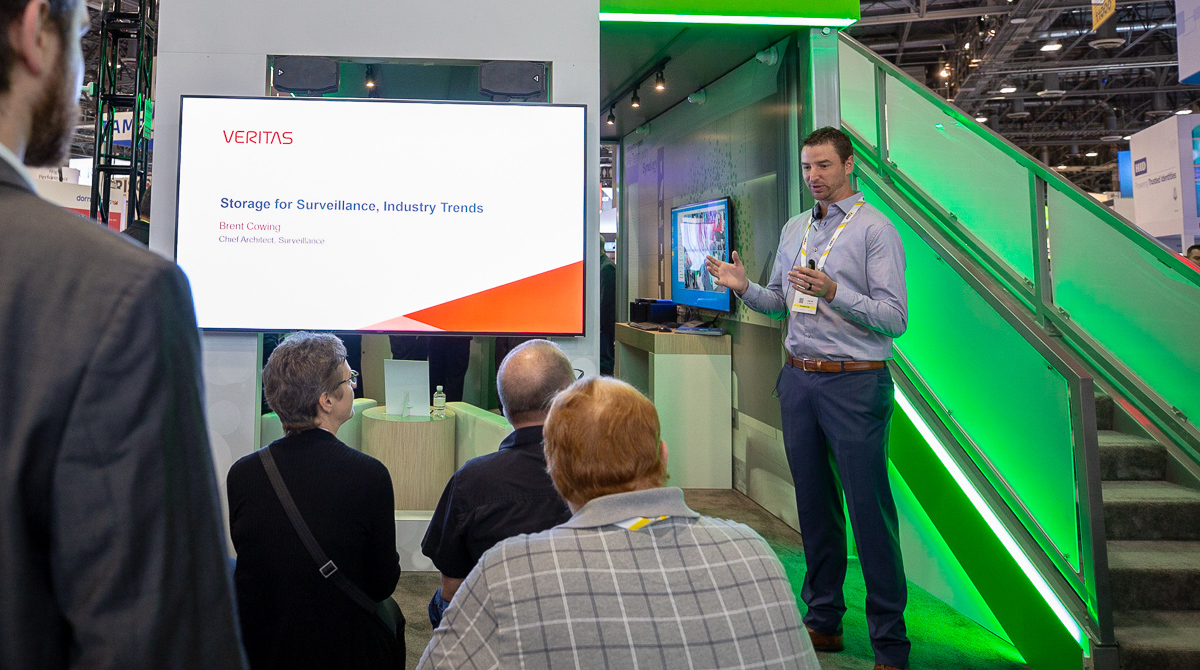 ISC West 2018: Data Storage Challenges for Video Surveillance