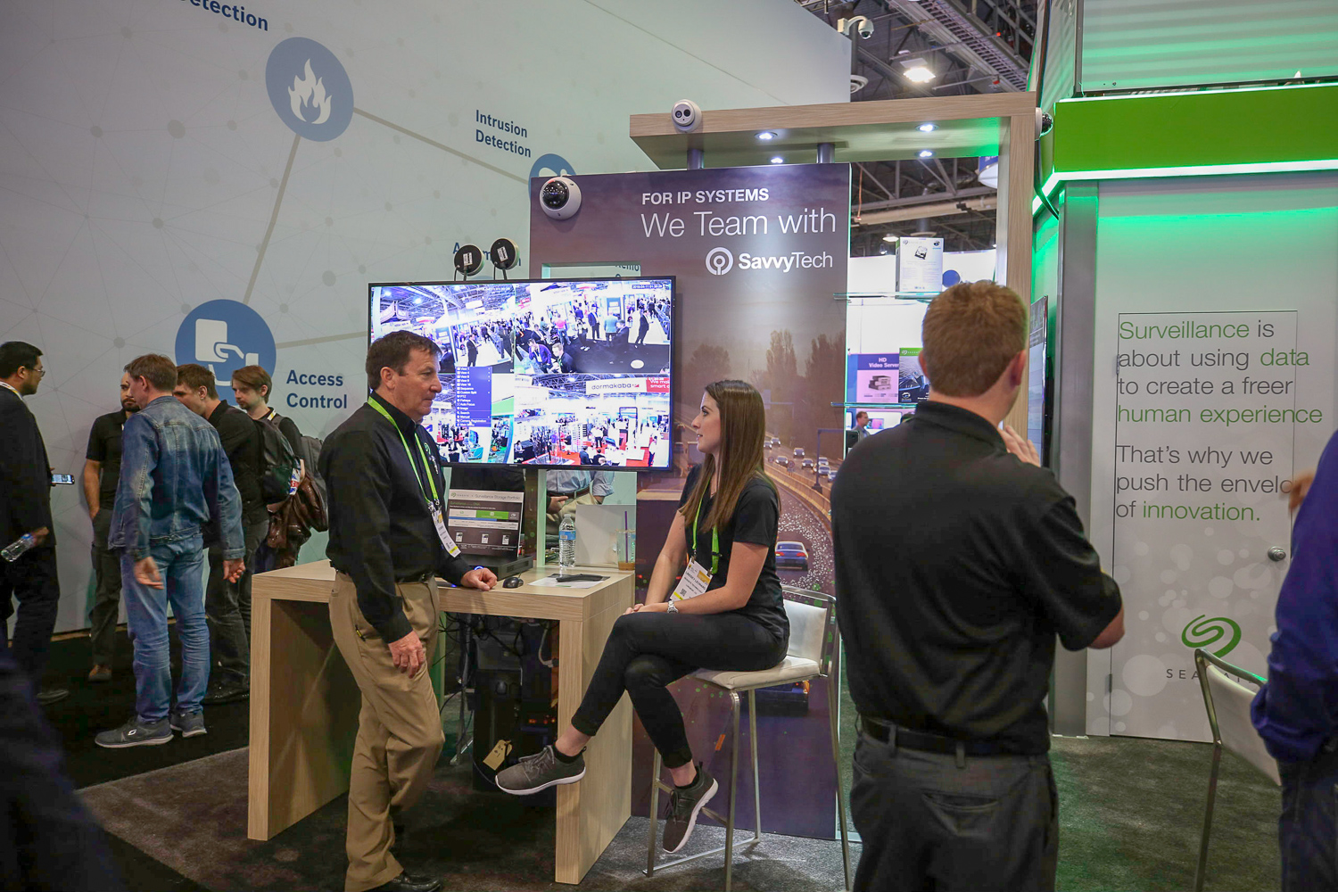 ISC West 2018: Unleash the Full Potential of Video Data | Seagate Blog