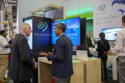 Turn raw data into insight with Seagate
