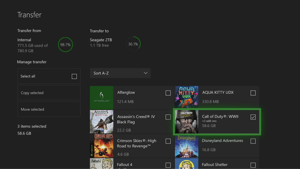 How to Be 4K-Ready and Increase the Storage of Your Xbox One X 5