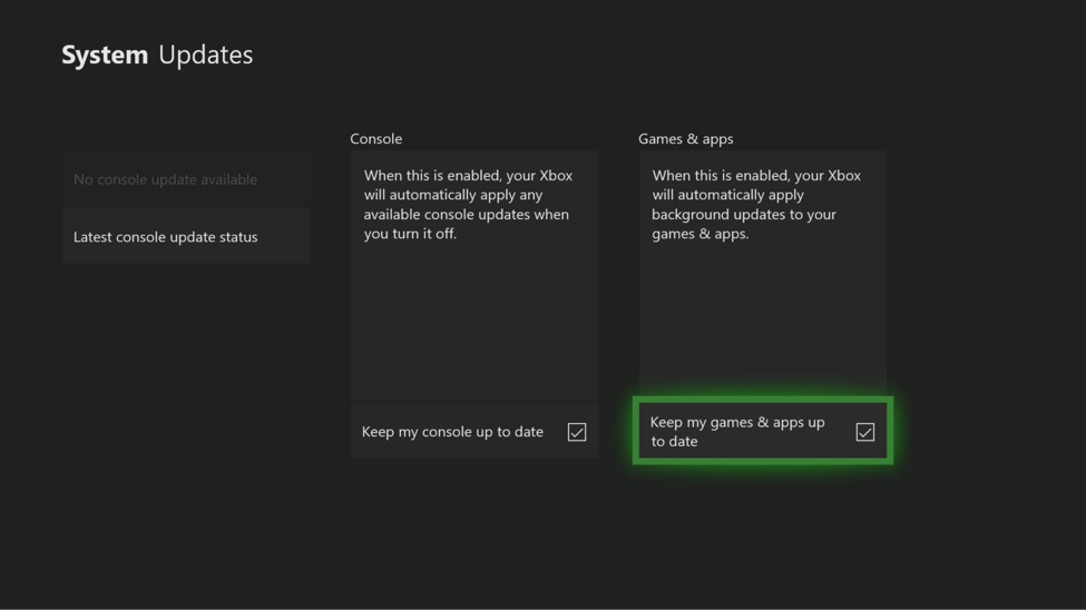 Xbox one x how to download 4k game content | shacknews.