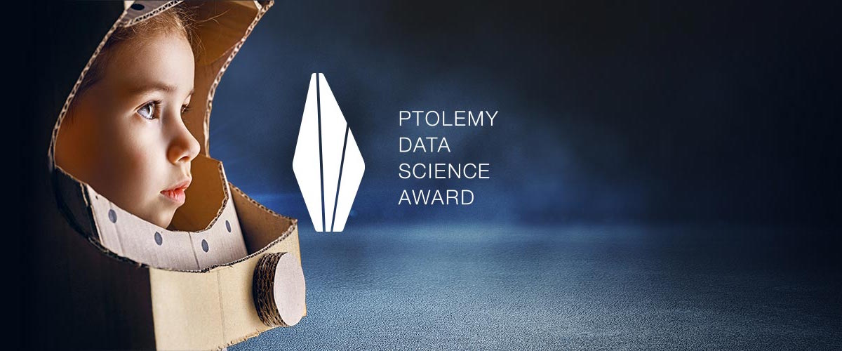 Ptolemy Data Science Award and Grant: Tell Us How You Use Data to Benefit Humanity