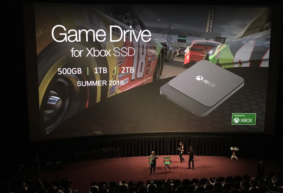 Supercharge Your Xbox with SSD Speed and 2TB to Hold All Your Games: New Game Drive for Xbox SSD