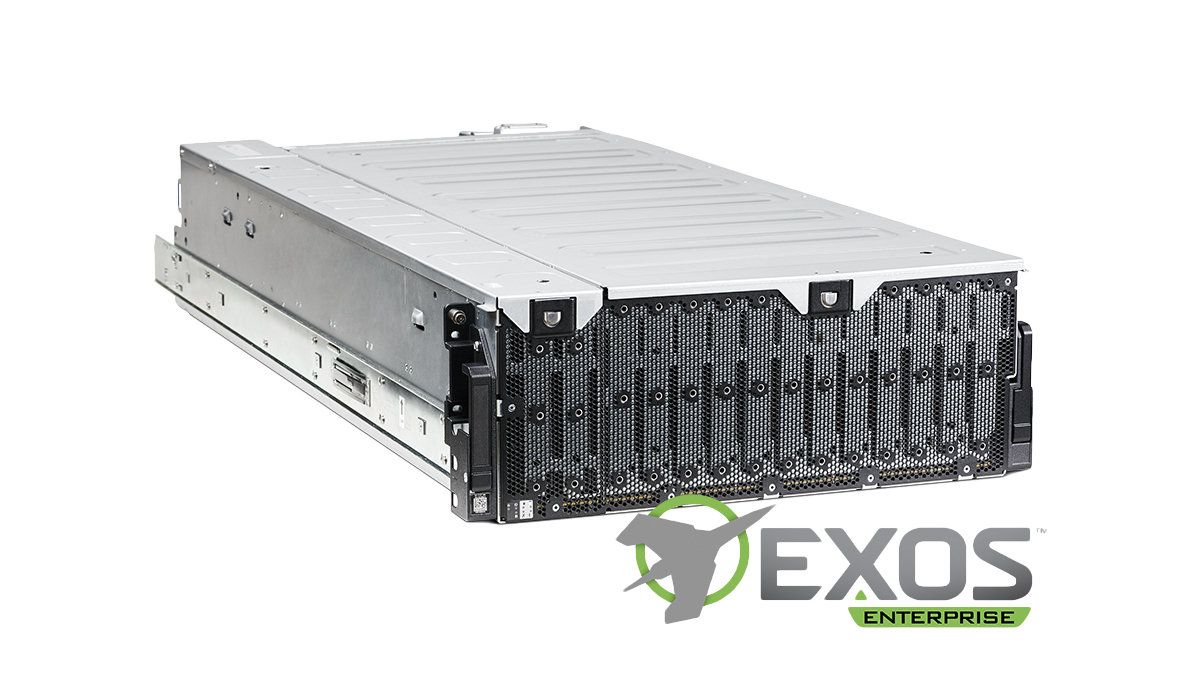 Seagate Delivers a Revolutionary Cloud, Edge and Data Center Storage Model for Efficient Scaling