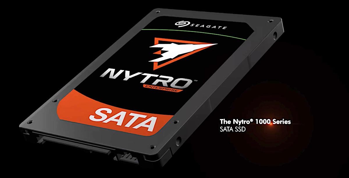Nytro 1000 Series SATA SSD