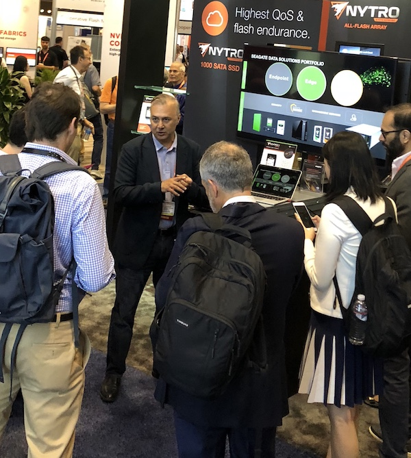 Seagate at FMS 2018