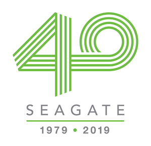 Seagate 40th Anniversary