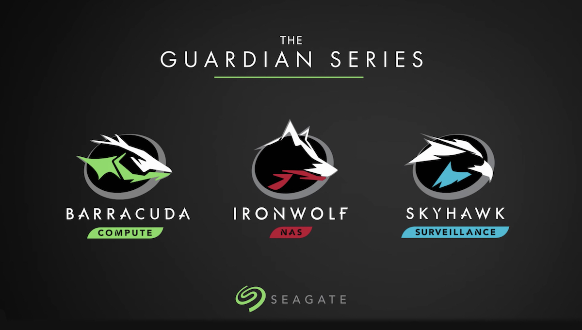 Seagate The Guardian Series