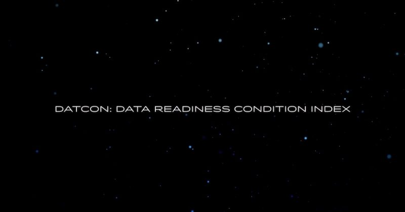 DATCON - DATA READINESS CONDITION INDEX