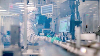 Seagate HAMR lab testing