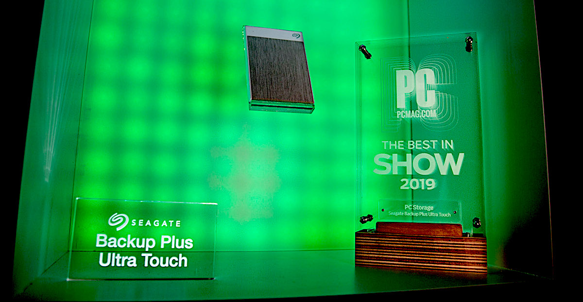 Backup Plus Ultra Touch PCMAG Best In Show 2019