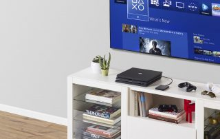 Seagate Game Drive for PlayStation at home